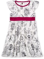 Tea Collection Toddler Girl's Everlasting Twirl Dress