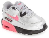 Nike Infant Girl's 'Air Max 90' Sneaker