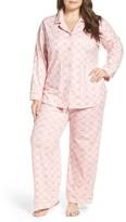 BedHead Plus Size Women's Print Classic Pajamas
