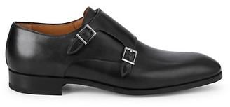 Magnanni Lucio Double Monk Strap Dress Shoes