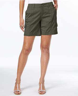 Style&Co. Style & Co Comfort-Waist Cargo Shorts