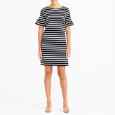 J.Crew Factory Ruffle-sleeve dress