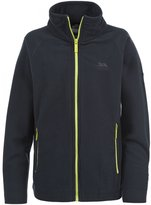 Trespass Childrens Boys Wayne Full Zip Fleece Jacket