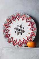 Anthropologie Revella Dinner Plate