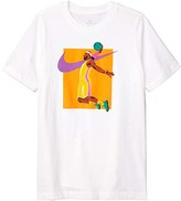 Nike LeBron T-Shirt (Little Kids/Big Kids) (Black) Boy's T Shirt