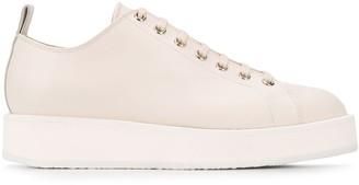 Jil Sander Tonal Sneakers