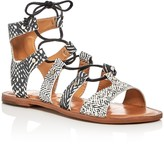 Dolce Vita Jasmyn Lace Up Gladiator Sandals