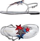 Saint Laurent Thong sandals