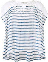 Mes Demoiselles striped T-shirt - women - Cotton - 1
