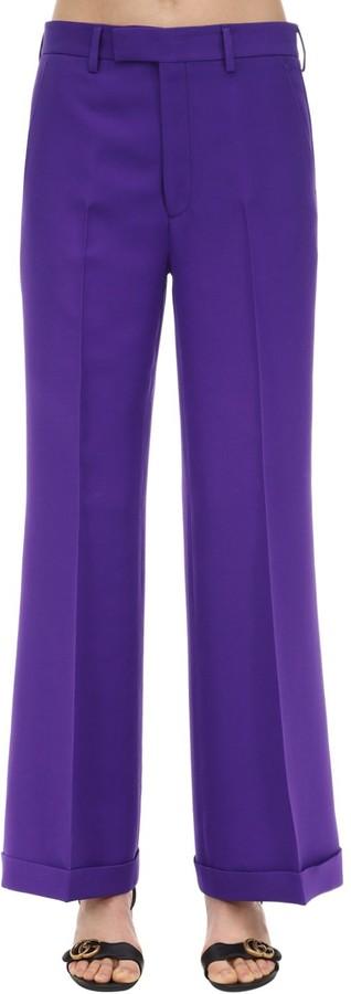 1622c96f9d4 Gucci Women's Wide Leg Pants - ShopStyle