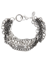Six Row Multi Chain Bracelet