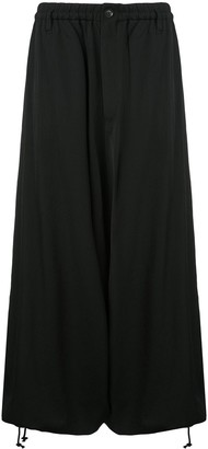 Yohji Yamamoto Sarouel skirt