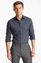 Paul Smith Floral Print Shirt