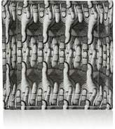 Fornasetti Hand-Motif Porcelain Square Tray