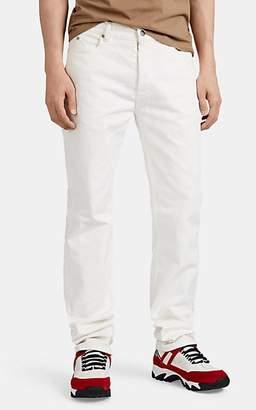 Maison Margiela Men's Slim Straight Jeans - Cream