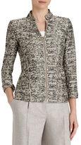 Lafayette 148 New York Panache Novelty Adley jacket