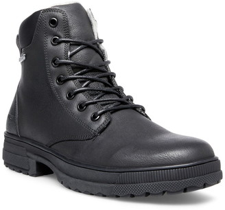 Steve Madden Daly Water Resistant Lace-Up Boot