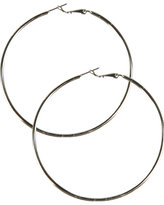 Forever 21 Thin Hoop Earrings