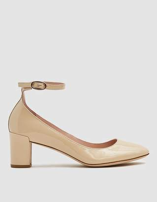 Repetto Electra Maryjane in Beige