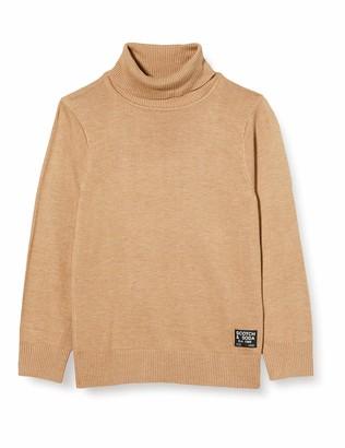 Scotch & Soda Boy's Turtle Neck Pull Sweater