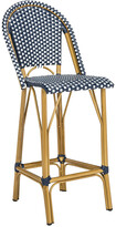 Safavieh Ford Indoor-Outdoor Stacking French Bistro Bar Stool