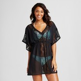 Xhilaration Women's Chiffon Kimono Swim Cover Up Dress