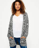 Superdry Marie Twist Cable Cardigan