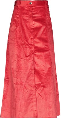 Nina Ricci 3/4 length skirts