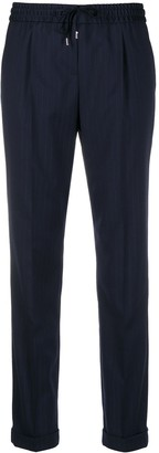 HUGO BOSS Tailored Drawstring Trousers