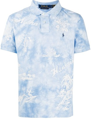 Polo Ralph Lauren Aloha polo shirt