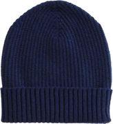 Barneys New York Ribbed Hat