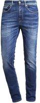 Selected Homme Shnonefabios Slim Fit Jeans Medium Blue Denim