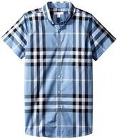 Burberry Fred Shirt Boy's Short Sleeve Knit