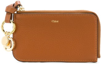 Chloé C pendant card holder