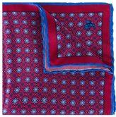 Canali floral pocket handkerchief