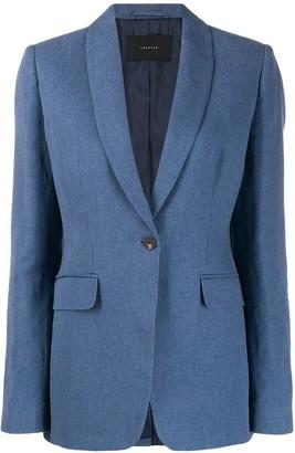 Frenken Fitted Suit Jacket