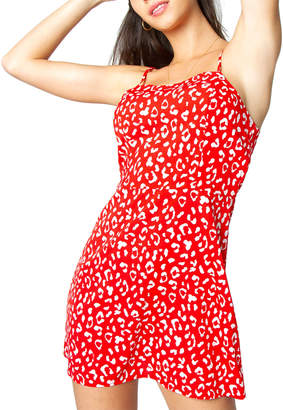 Sugar Lips Sugarlips Bahia Square Neck Dress