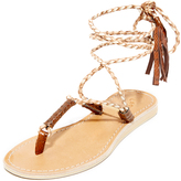 Cocobelle L*Space + Gili Wrap Sandals