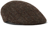Junya Watanabe Kangol Wool-Tweed Flat Cap