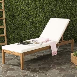Safavieh Montclair Indoor / Outdoor Chaise Lounge Chair