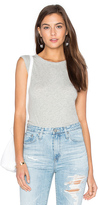 Enza Costa Cashmere Jersey Muscle Tank