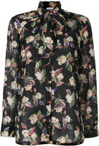 Vilshenko floral print blouse