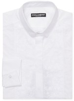 Dolce & Gabbana Embroidered Dress Shirt