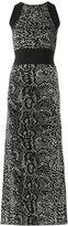 Cecilia Prado knitted gown - women - Spandex/Elastane/Viscose - P