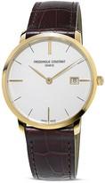 Frederique Constant Classics Slimline Quartz Watch, 39mm