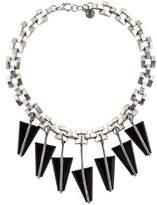 Lulu Frost Resin Collar Necklace