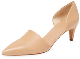 Vince Aurelian Leather D'Orsay Pump
