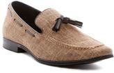 Giorgio Brutini Tassel Fabric Slip-On Loafer