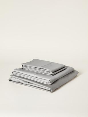 Boll & Branch Solid Hemmed Organic Cotton Sheet Set