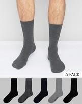 Jack and Jones Socks 5 Pack